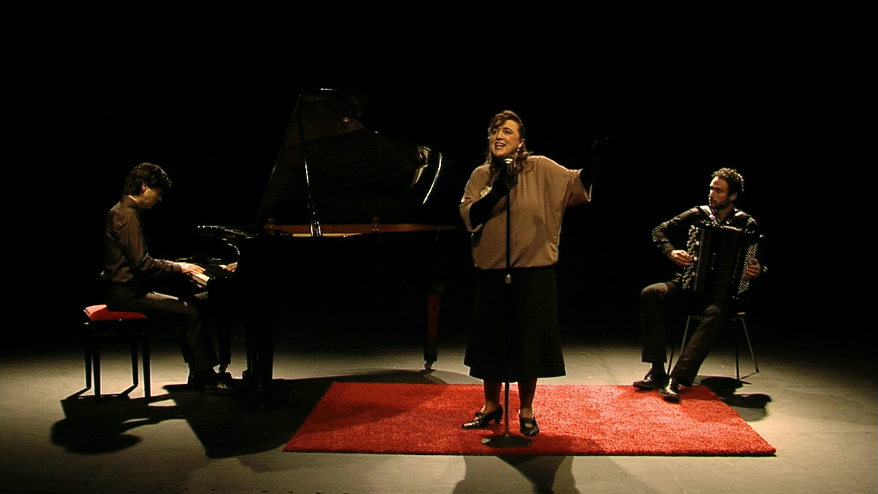 Edith Piaf Trio Ysi Kalima
