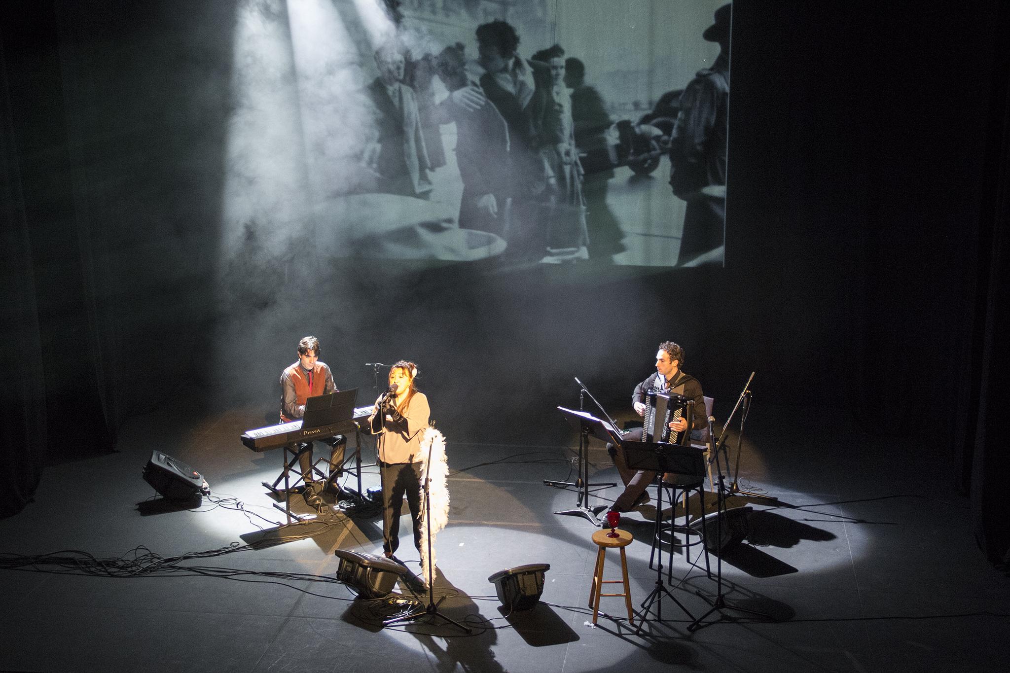 Edith Piaf Trio 4