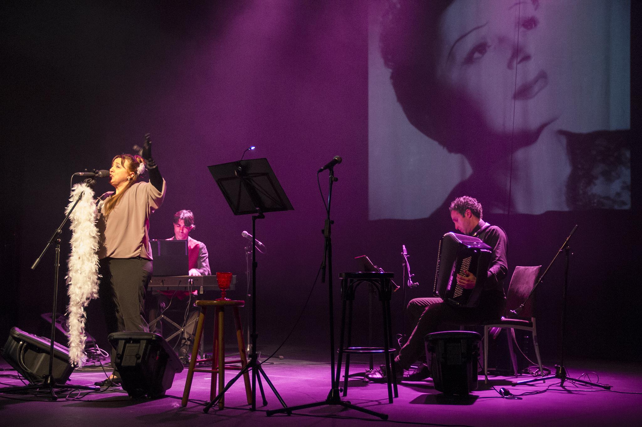 Edith Piaf Trio 5