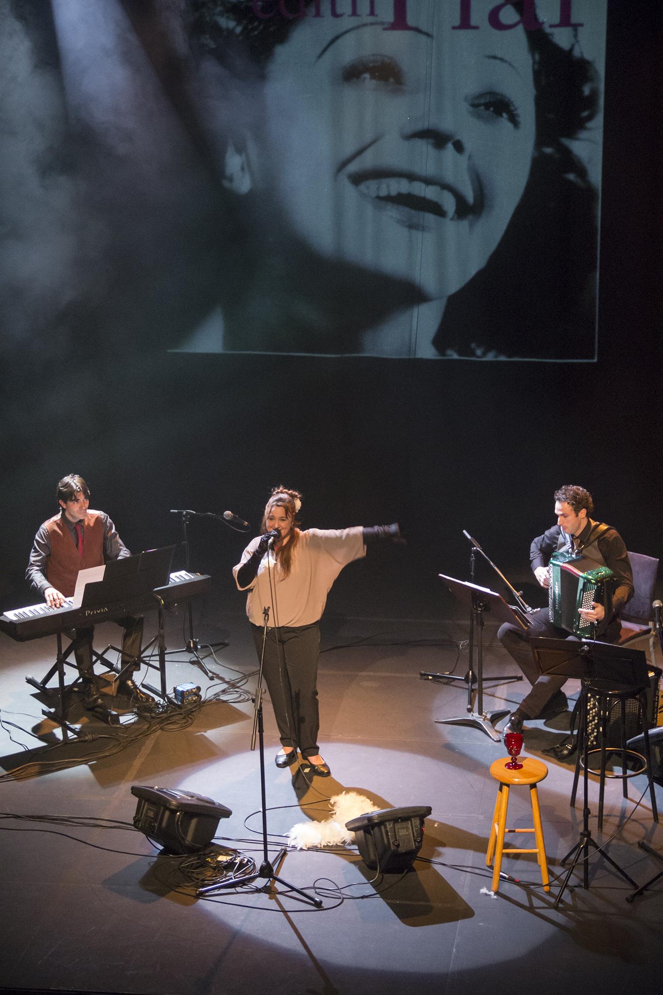 Edith Piaf Trio 2