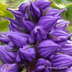 Purple Ice Cream-Nancy Yarmak