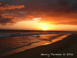 Hawaiian Sunset-Nancy Yarmak