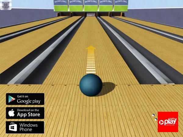 3D Bowling | Let's Play รับทําแอพ