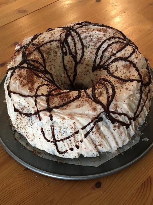 99 Cherry Liquor Chocolate Cake