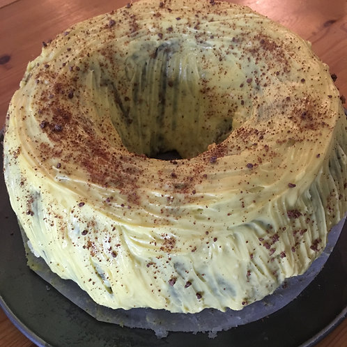 99 Banana Liquor Chocolate Cake