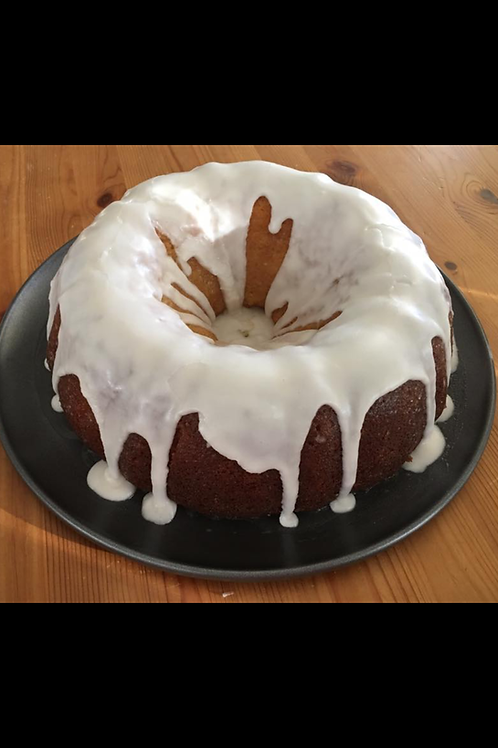 Siesta Key Spiced Rum Cake w/no Nuts