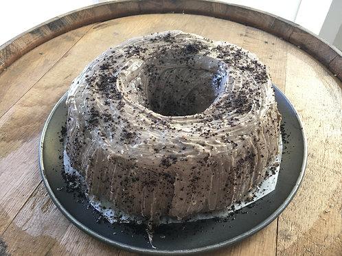 Oreo Brandy Cookie Cake