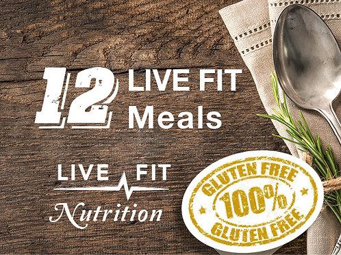 12 Delicious Meals