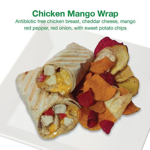 Chicken Mango Wrap