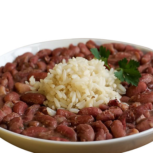 Red Beans, Ham & Rice