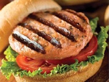Mozzarella Turkey burger