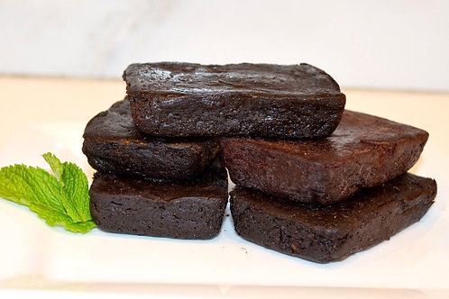 4 Avocado Brownies