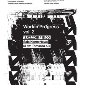 Workin' progress #2