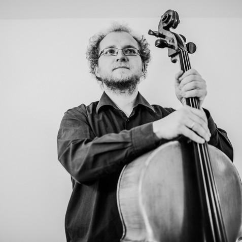 Jakub Gucik - wiolonczela