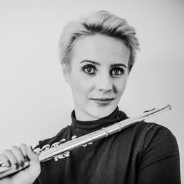 Małgorzata Mikulska - flet