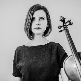 Barbara Mglej - skrzypce