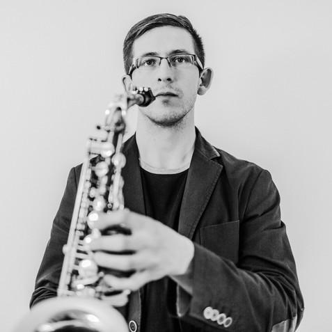 Krzysztof Guńka - saksofon