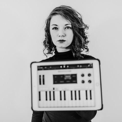 Martyna Zakrzewska - fortepian & MIDI