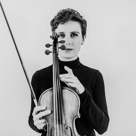 Paulina Woś - skrzypce
