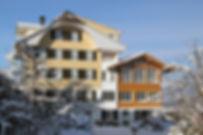 Hotel Sunnehüsi im Winter