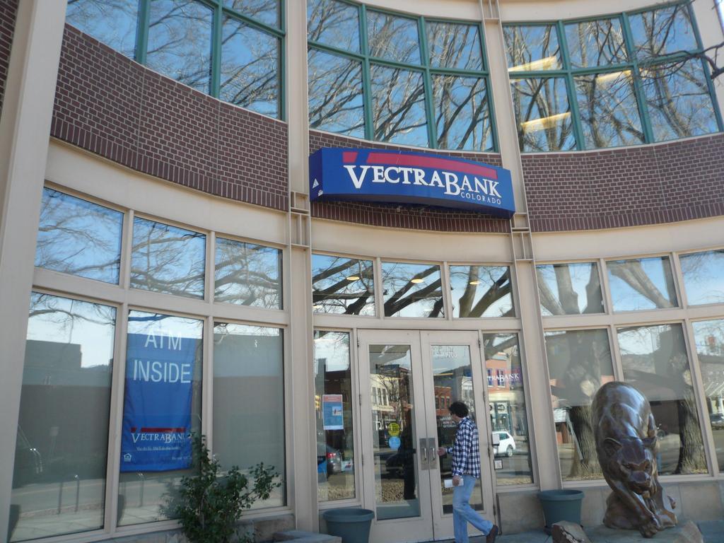 Vectra Bank Install.