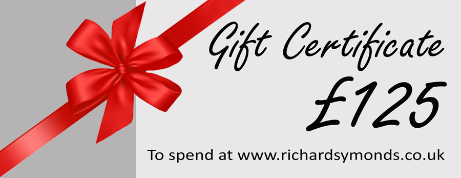 £125 Gift Certificate