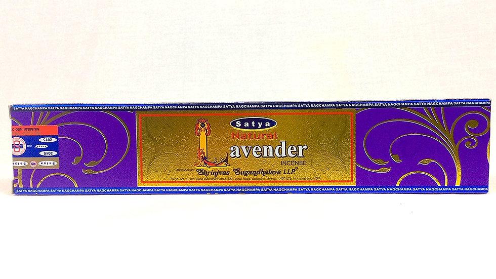 Lavendar Incense by Satya