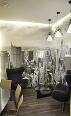 Фотообои для переговорной комнаты