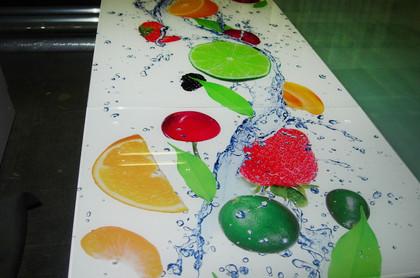 Изготовление кухонных панелей