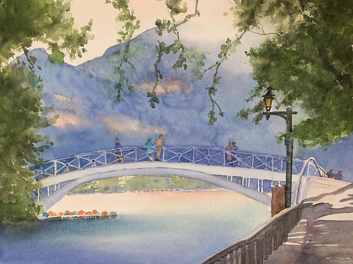 The Bridge at Annecy