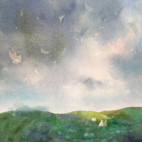 Soft Irish Sky
