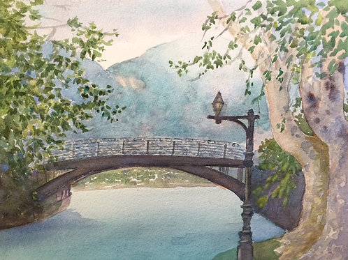 Bridge at Annecy
