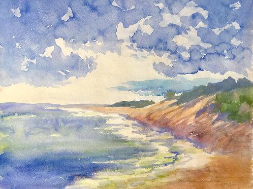 Beach Day, Acadia National Park