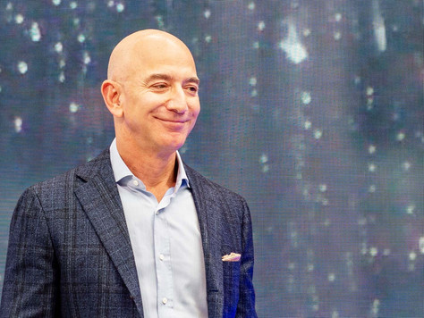 Inspiring Success story of the richest man on the planet - Jeff Bezos