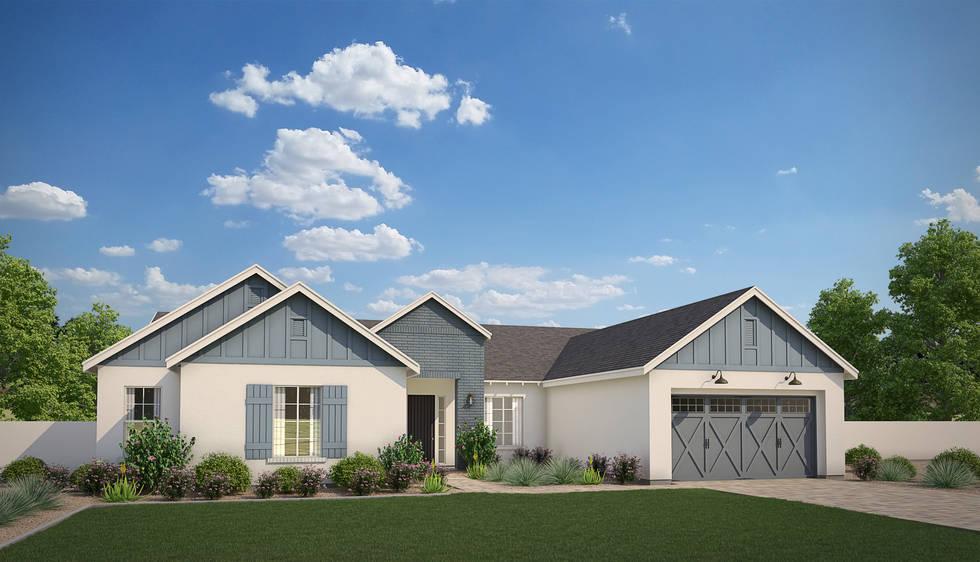 Diller Grove - Plan 2 Modern Farmhouse