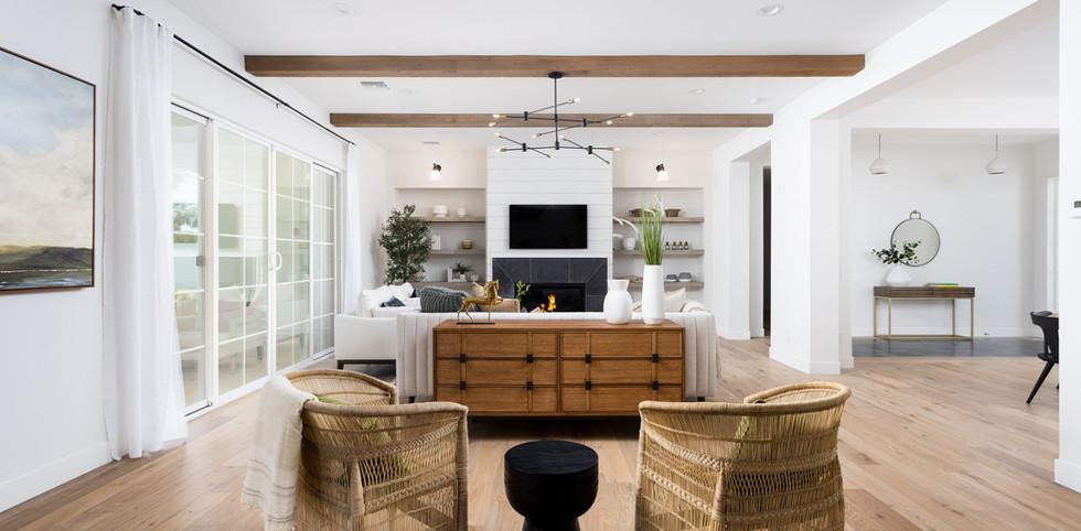Diller Grove - Living Room