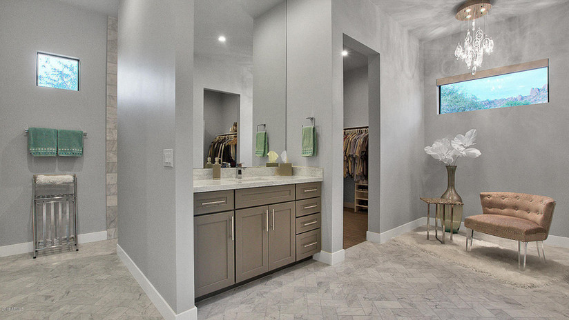 Bernell - Master Bathroom