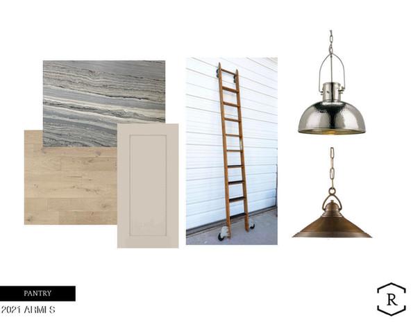 Custom Home Design Concept
