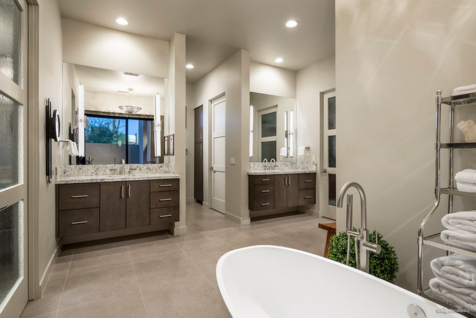 Helgeson - Master Bathroom