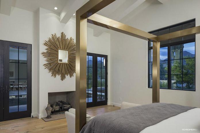 Silverleaf - Master Bedroom