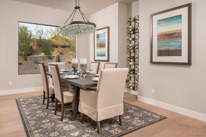 Boulders - Dining Room