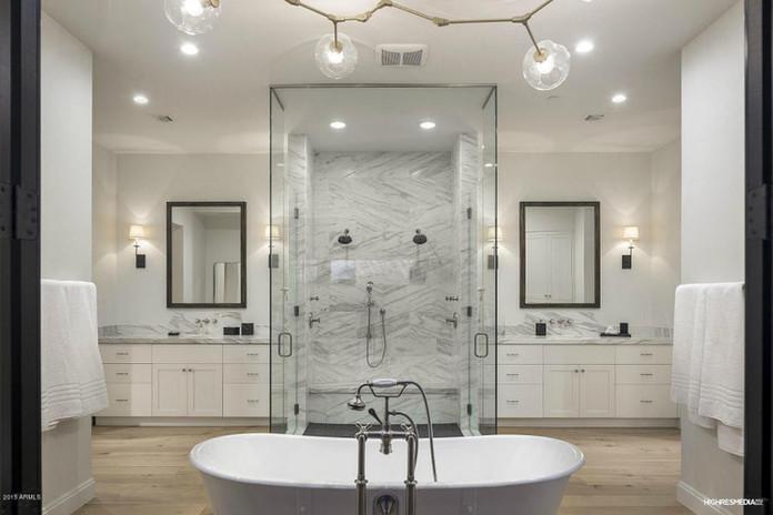 Silverleaf - Master Bath