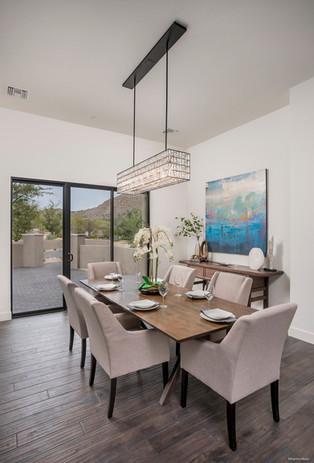 Desert Hills - Dining Room