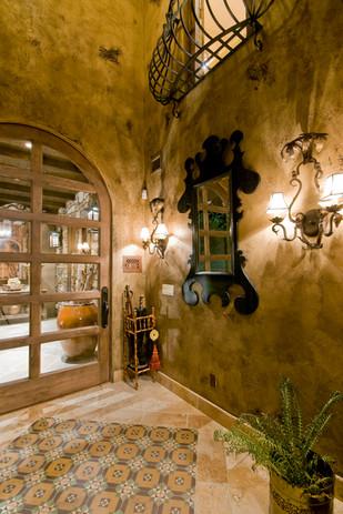 Sage - Entry Foyer