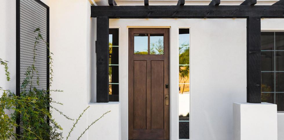 Diller Grove - Front Door