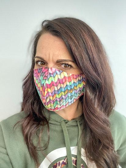 Yarn Face Mask