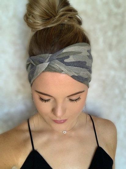 Traditional Camo Headband