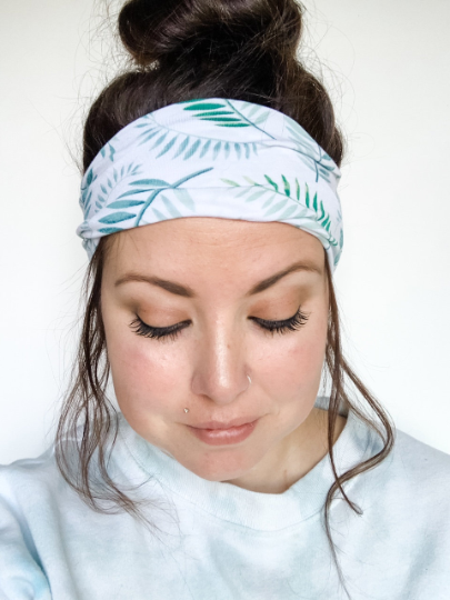 Plant / Foliage / Plant Lady Headband