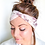Thumbnail: Blush Cream Floral Headband