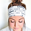 Thumbnail: White and Black Coach Headband